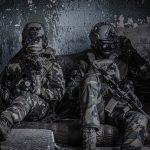 Formation de combat au airsoft