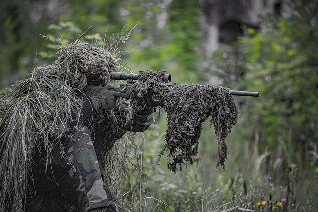 camouflage airsoft