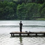 4 bonnes raisons de pêcher en float tube