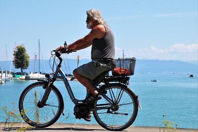 VAE : retrouver le plaisir de faire du vélo