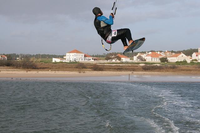 kitsurf au bresil