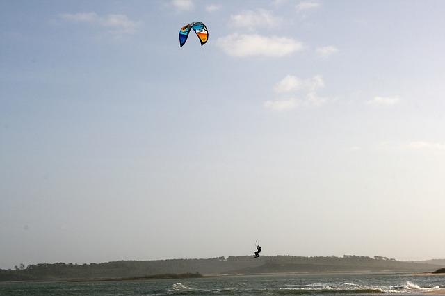 kitsurf ecologique