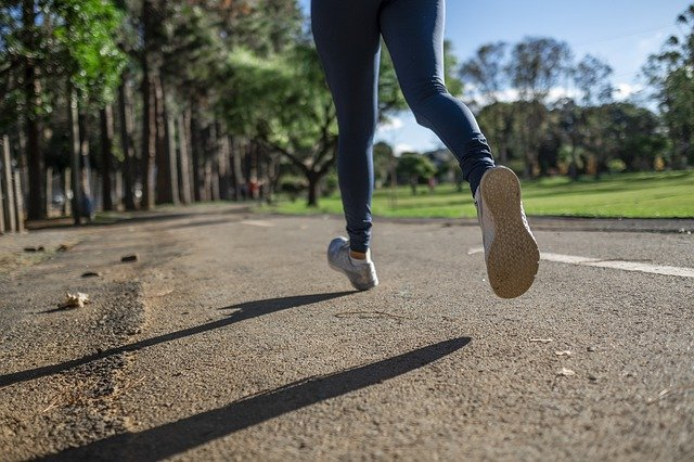 recuperation running